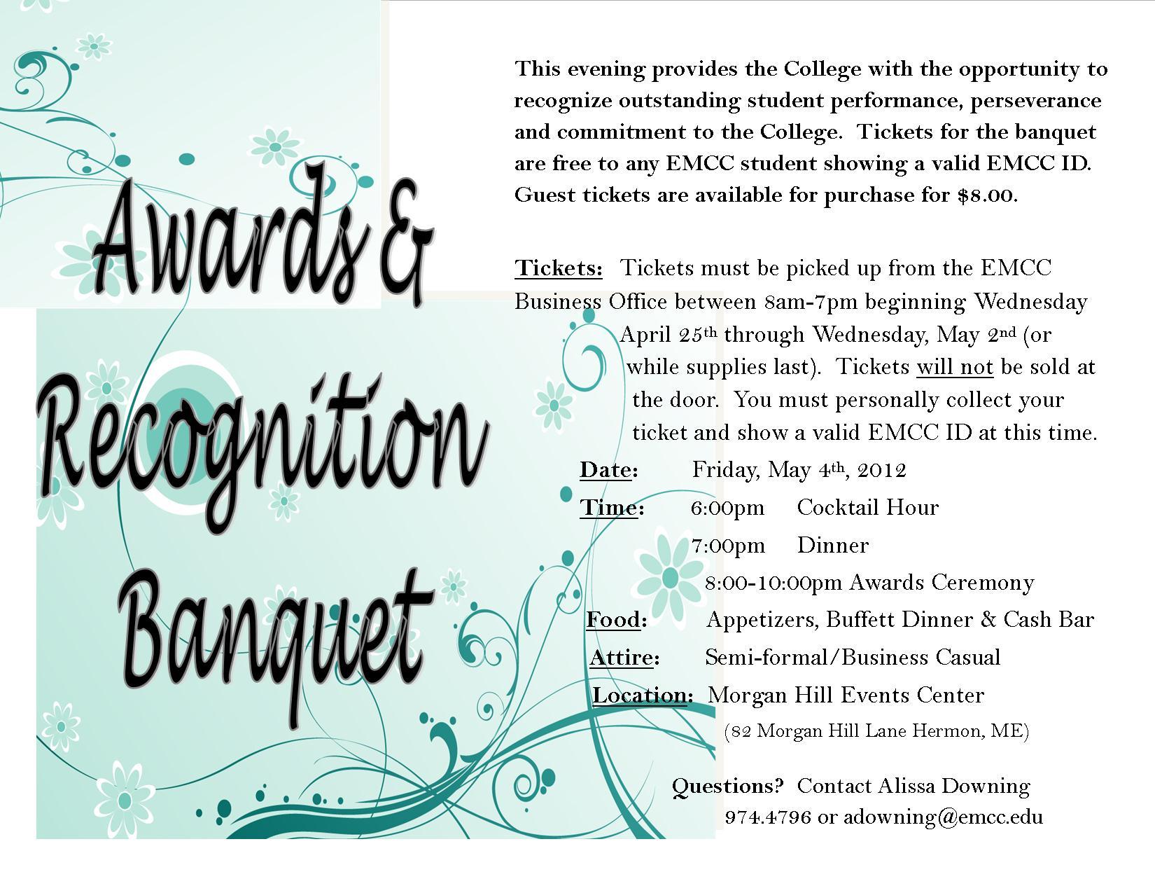 Sports Banquet Invitation Sample