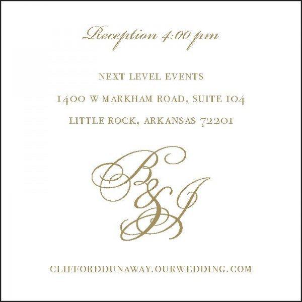 2nd Wedding Invitation Wording: Typical Wedding Invitation Wording