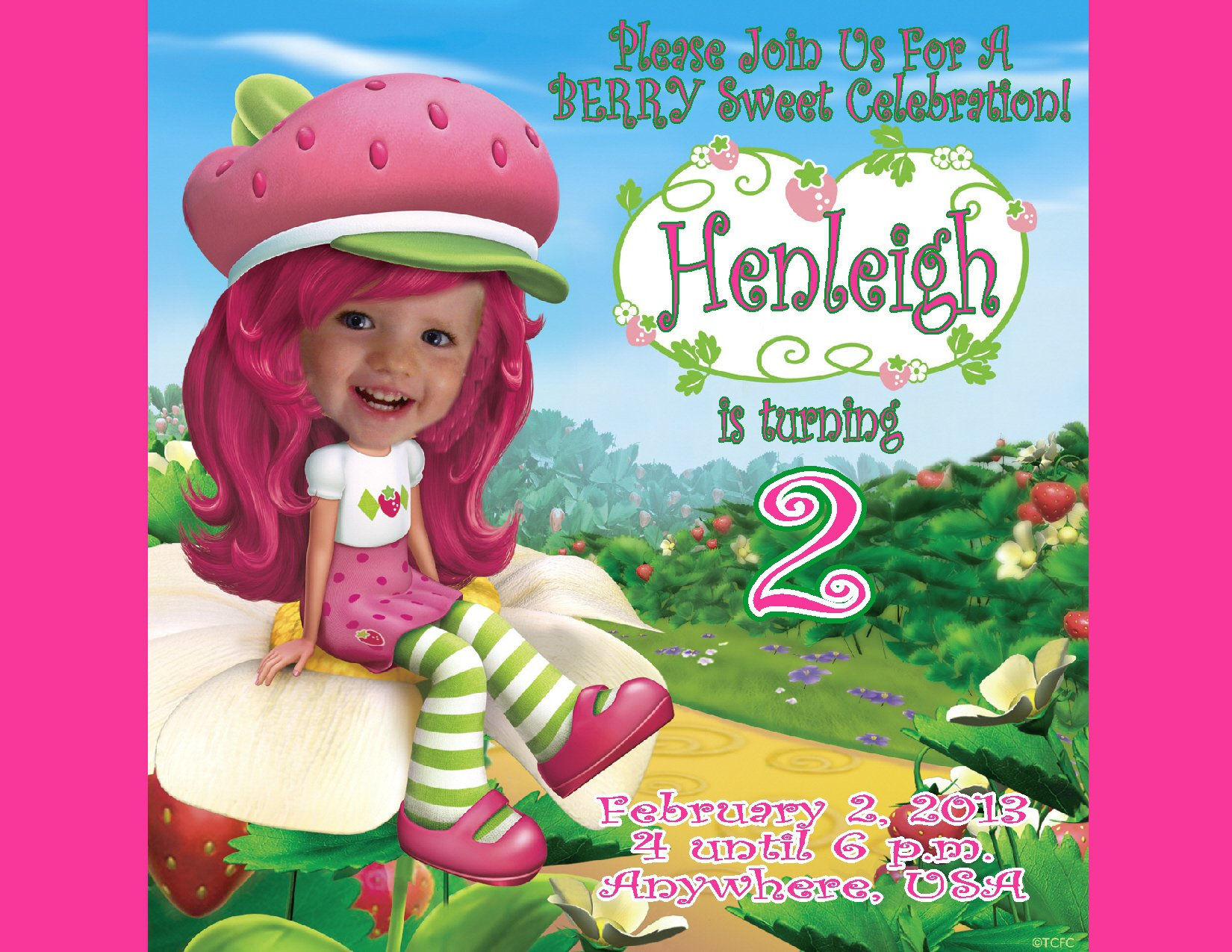 Personalized Tinkerbell Birthday Invitations Gallery - Invitation ...