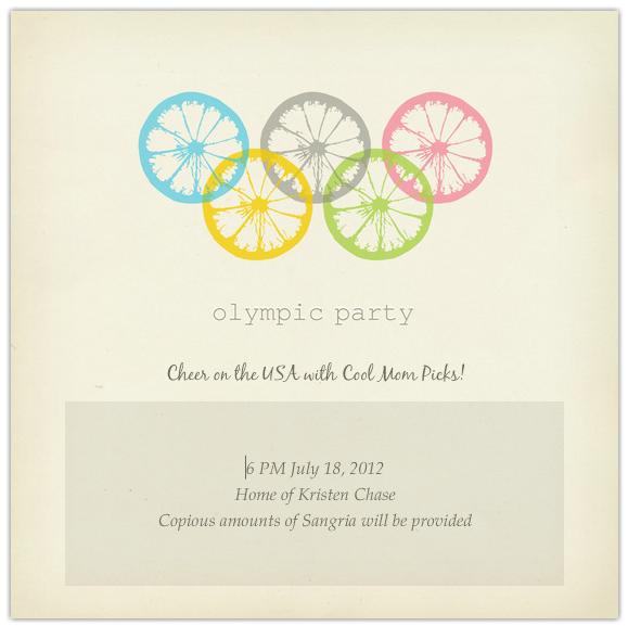 Summer Company Party Invitation