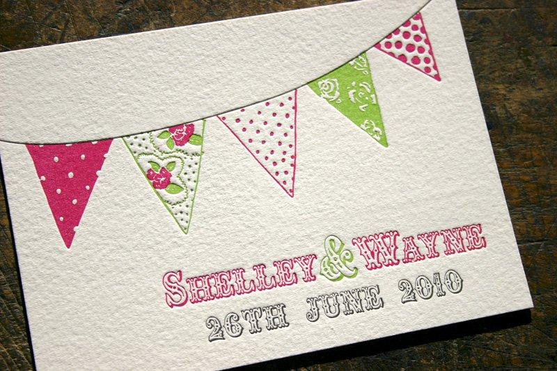 Summer Wedding Invitation Cards
