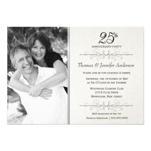 Surprise 30th Wedding Anniversary Invitation Wording