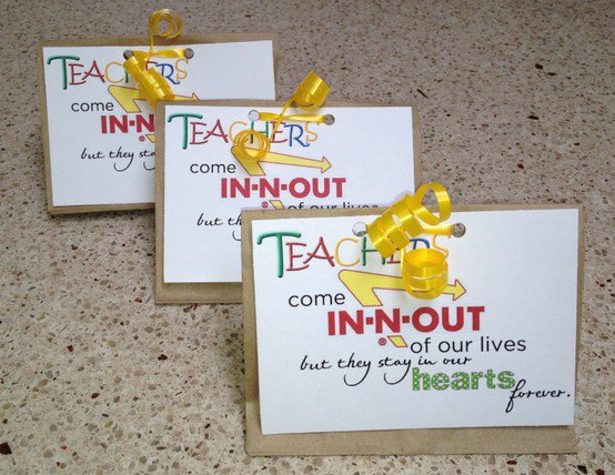 Teacher Appreciation Luncheon Invitation Wording
