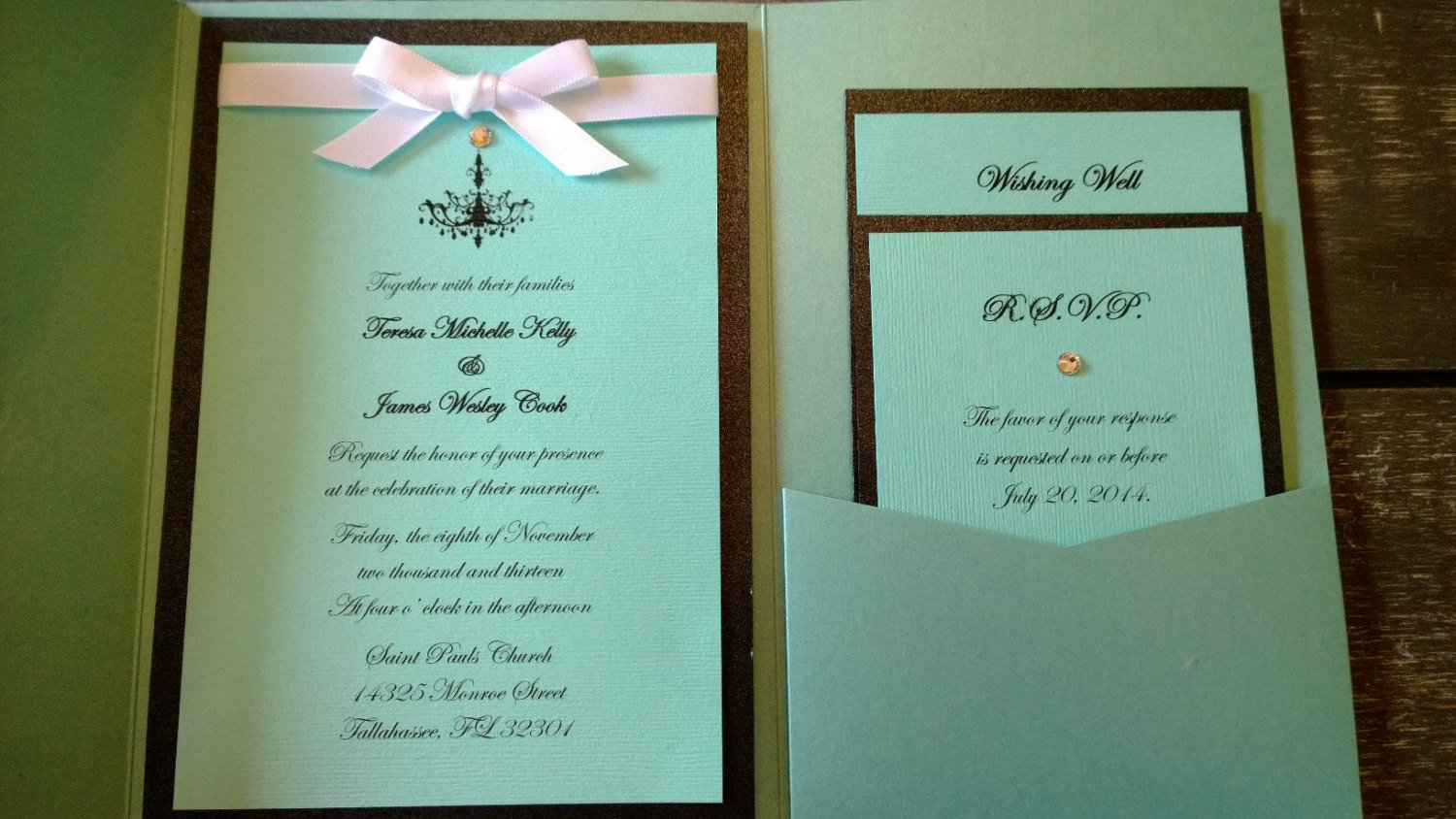 Tiffany And Company Wedding Invitations