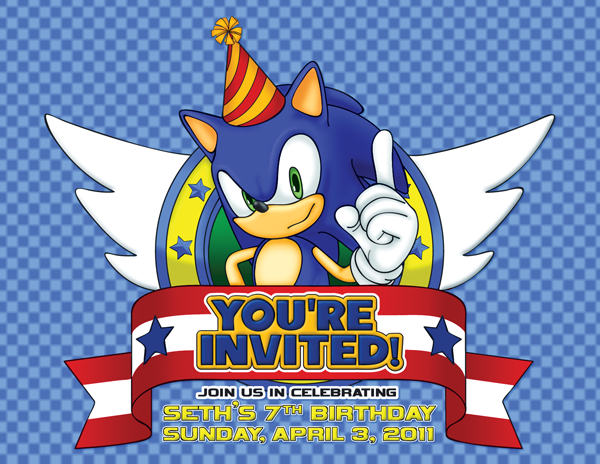 Tumblr Birthday Party Invitations