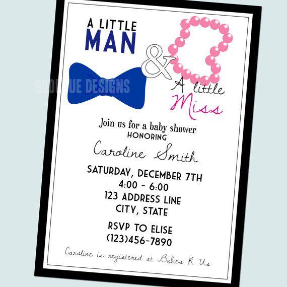 boy baby shower invitations, Baby shower invitations