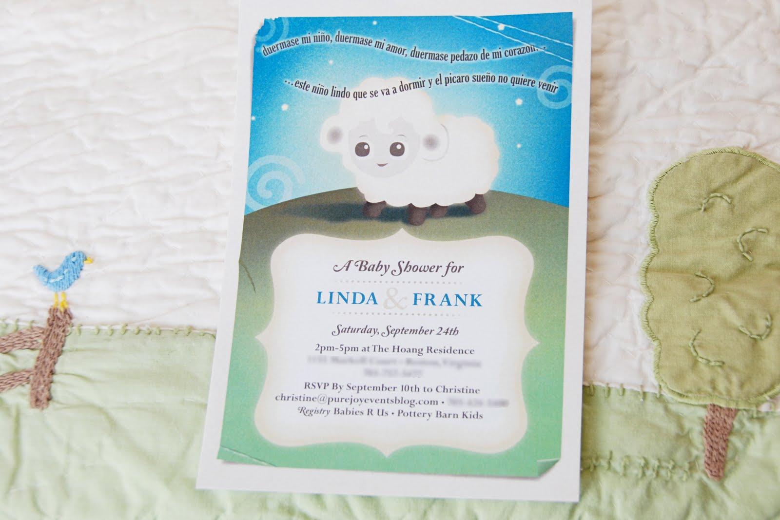 Unique Baby Shower Invitations Wording