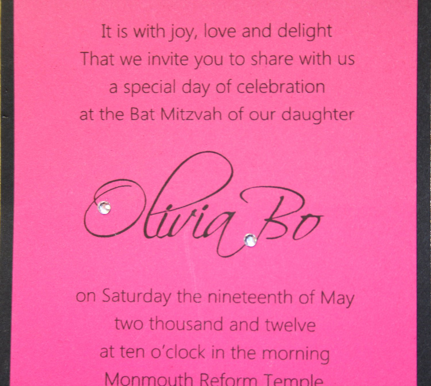 Unique bat mitzvah invitations unique bat mitzvah invitation wording 1500 x 1345 stopboris Choice Image