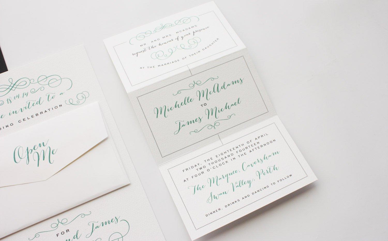 Unique Christmas Invitations