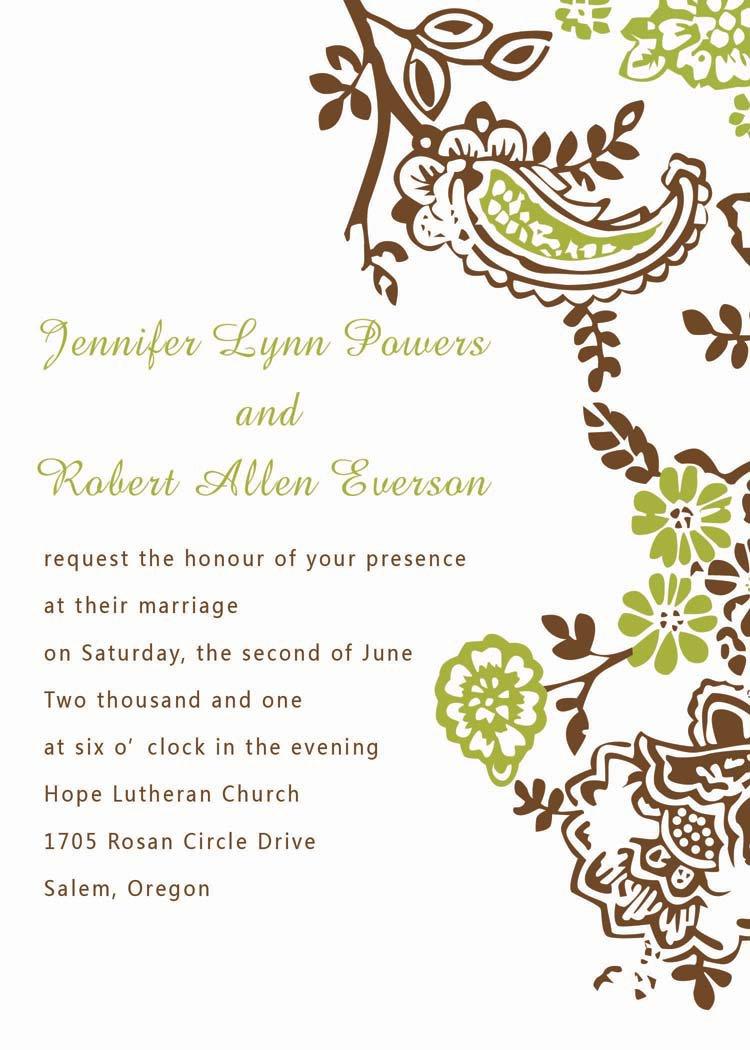 Unique Wedding Invitation Cards Designs 2016