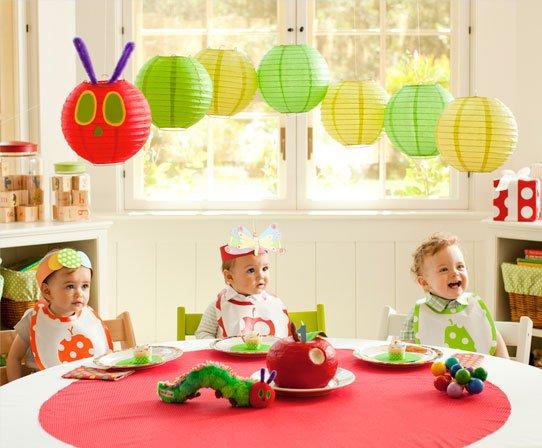 Very Hungry Caterpillar Invitations Pottery Barn