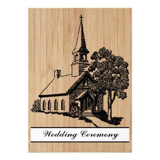 Vintage Wedding Invitation Designs