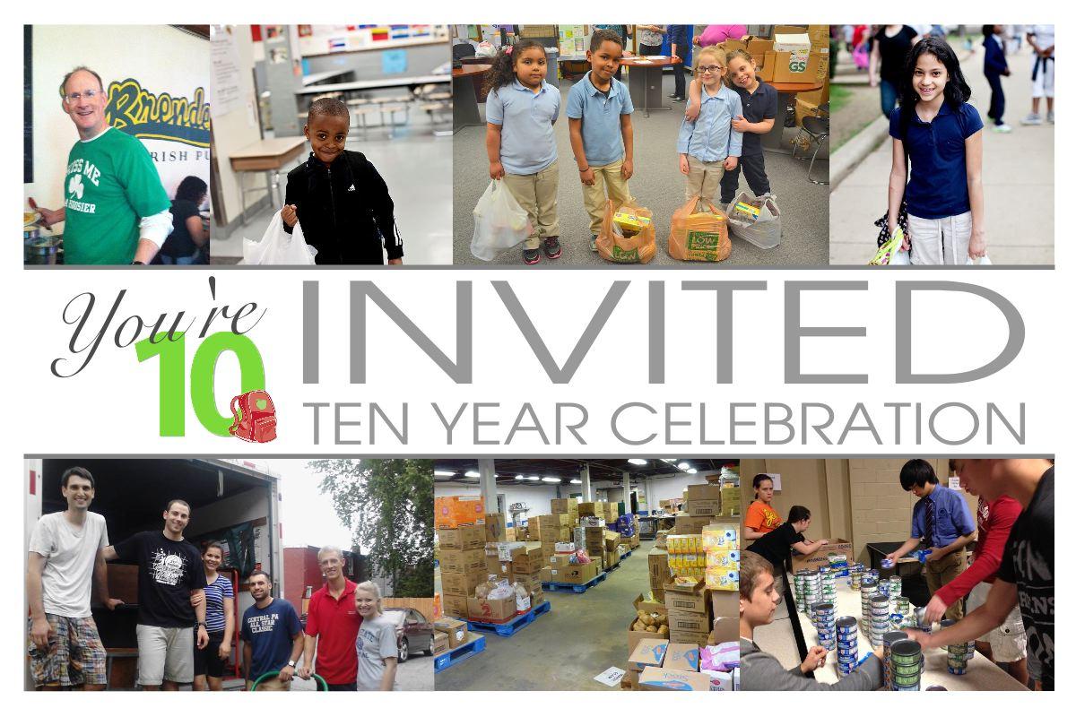 Volunteer Meet And Greet Invitation