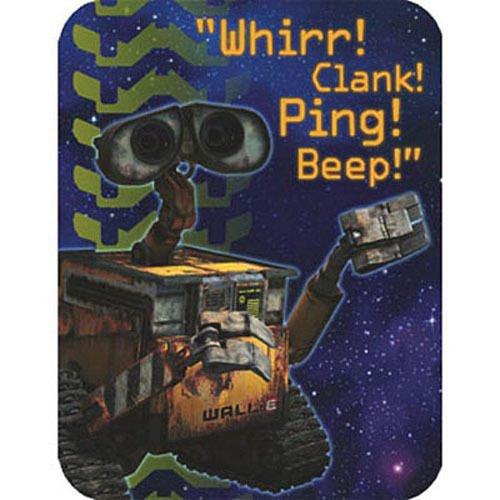 Wall-e Birthday Party Invitations