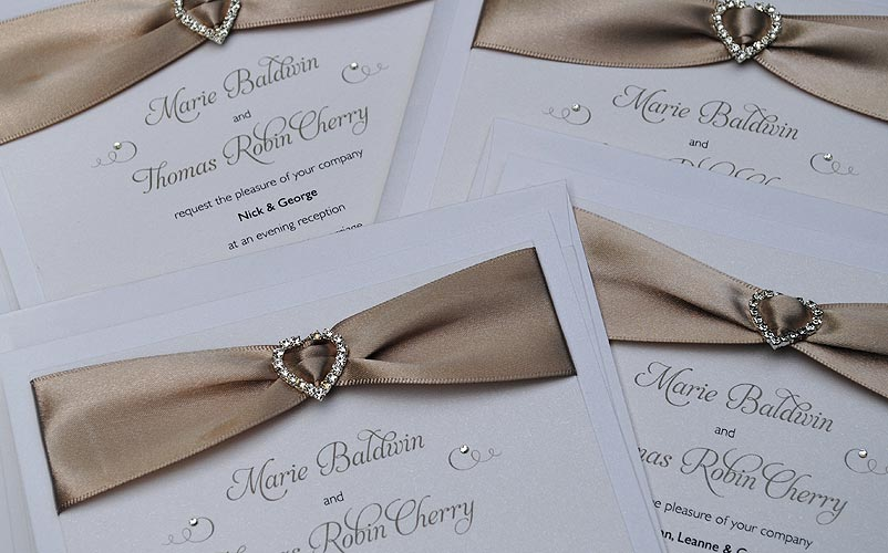 Wedding Diva Invitations