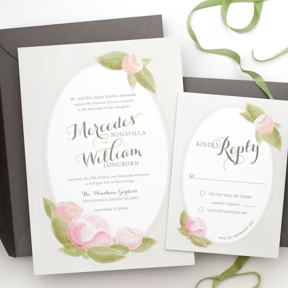 Envelope Wedding Invitation Designs