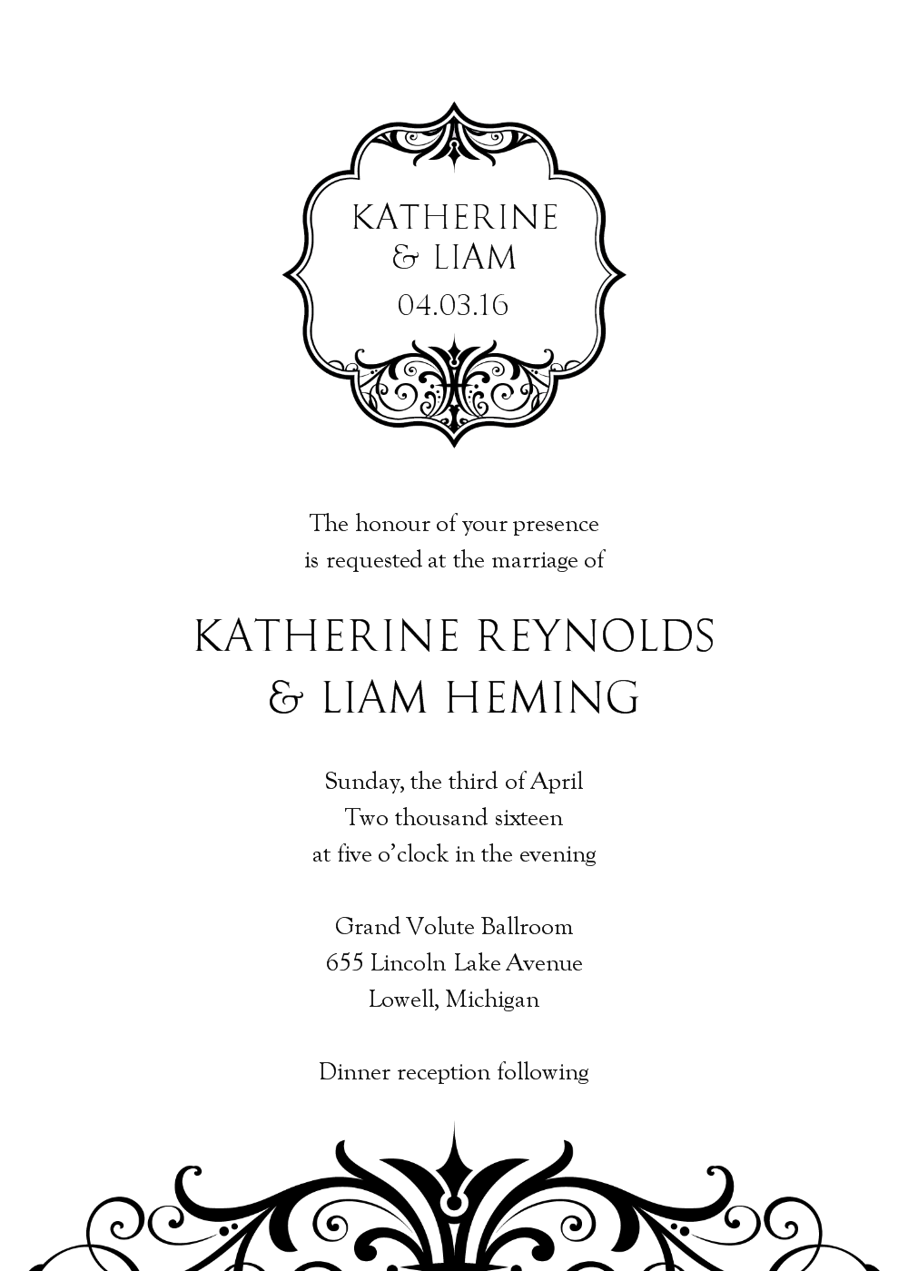 Wilton invitation templates wedding for Wilton print templates
