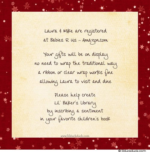 Winter Wonderland Invitation Sayings