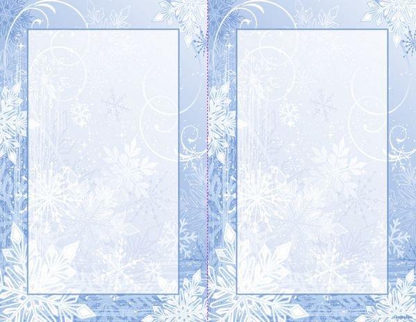 Winter Wonderland Party Invitation Template Free