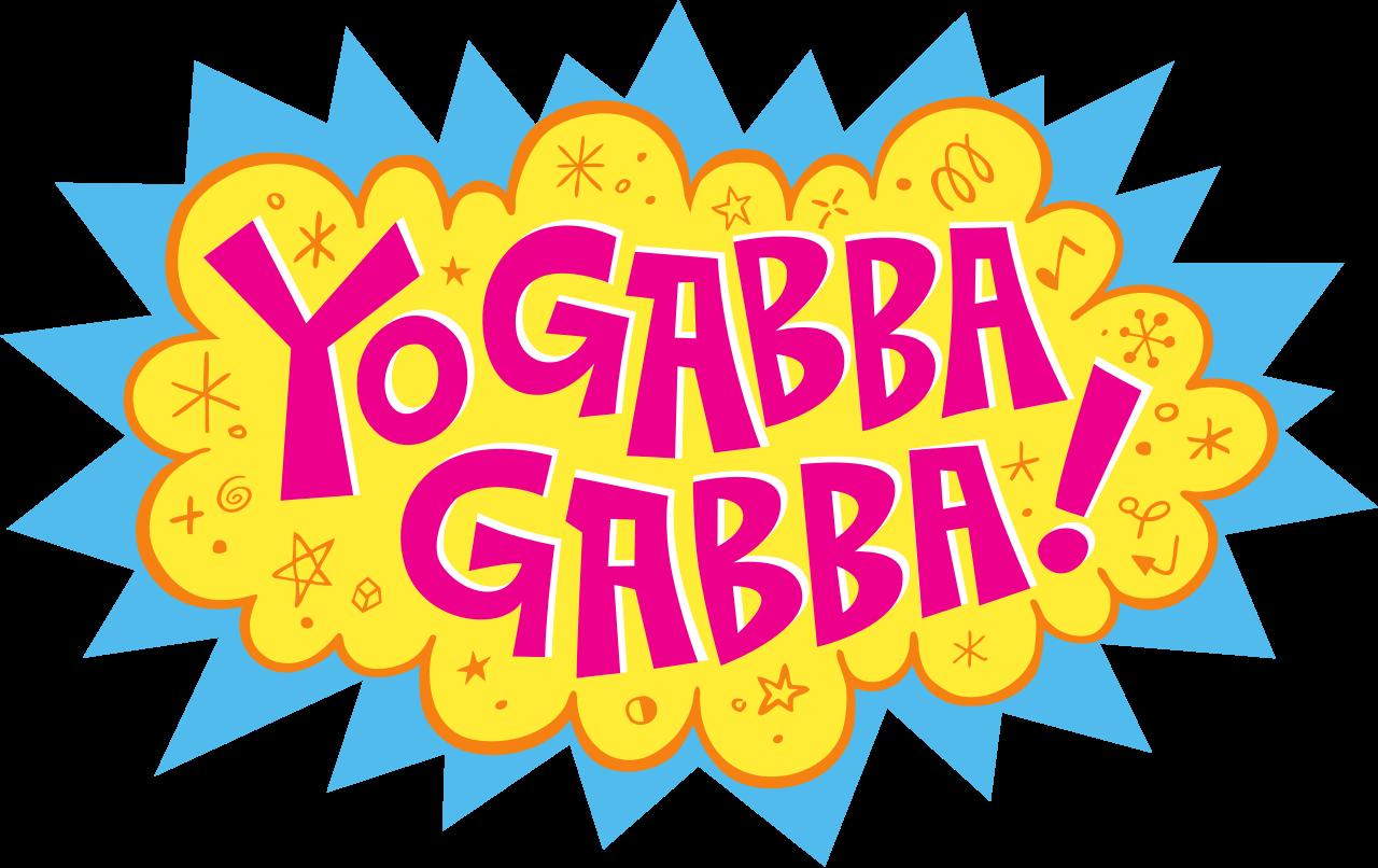 Yo Gabba Gabba Logo