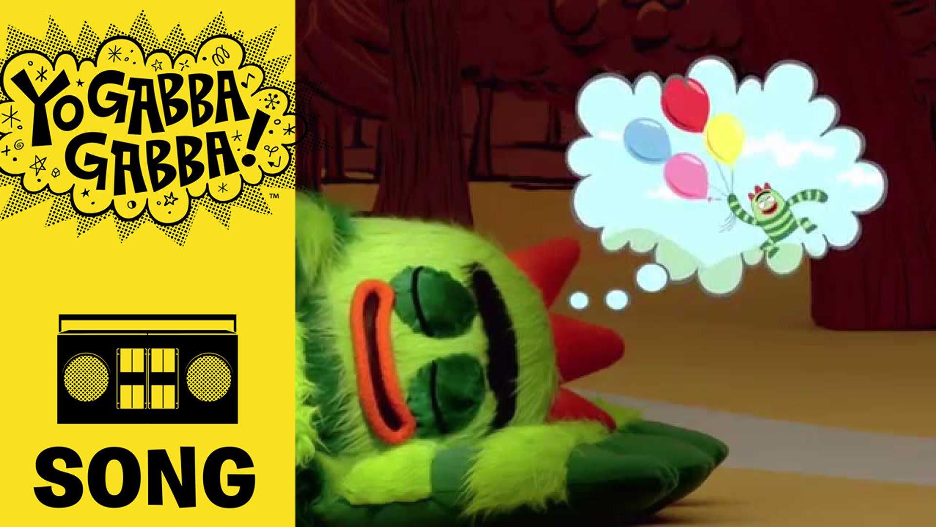 Yo Gabba Gabba Sleep Episode