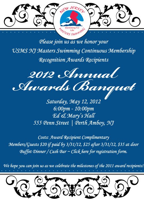 Youth Banquet Invitation Wording
