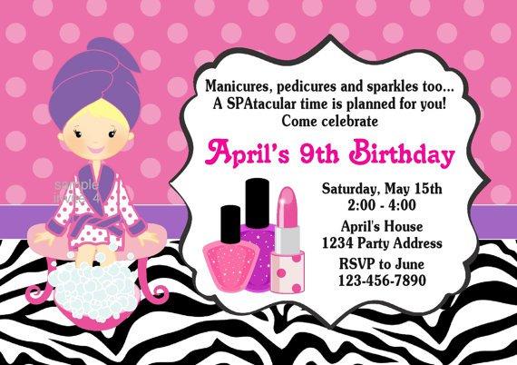 Zebra Birthday Invitations Walmart